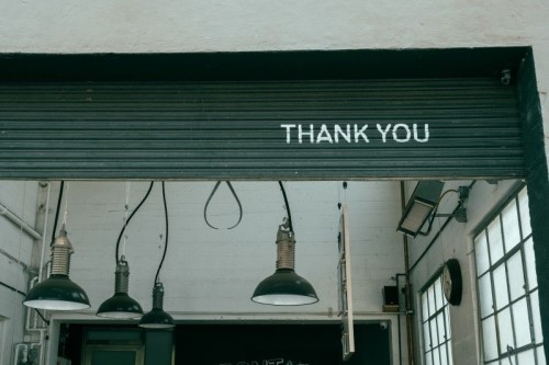 Merci - Thank Your